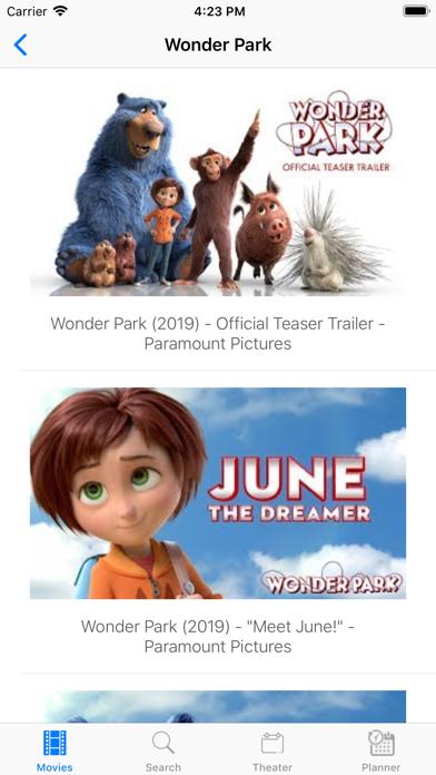 Coto Movies Anywhere TV Planer screenshot three