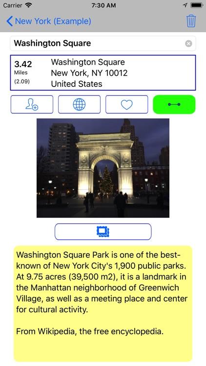 MapMyPlaces screenshot-3