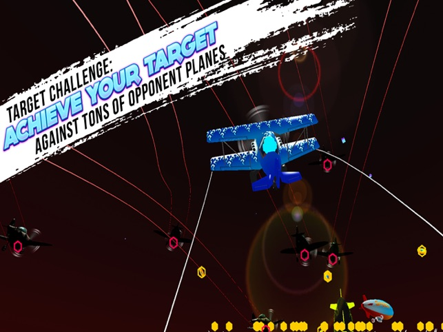 Bold Pilots, game for IOS