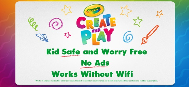 Crayola Create and Play on the App Store
