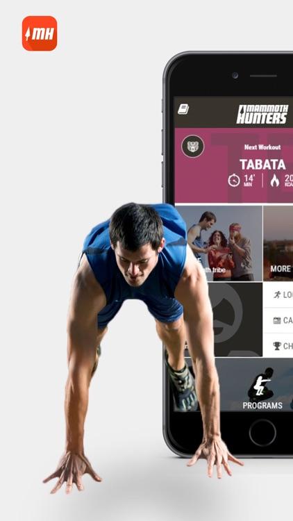 Mammoth Hunters: Fitness App screenshot-0