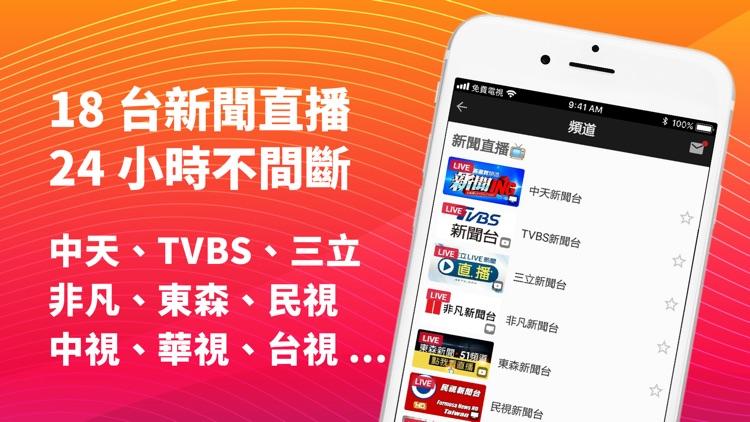 電視第四台-新聞直播&電視劇MB TV