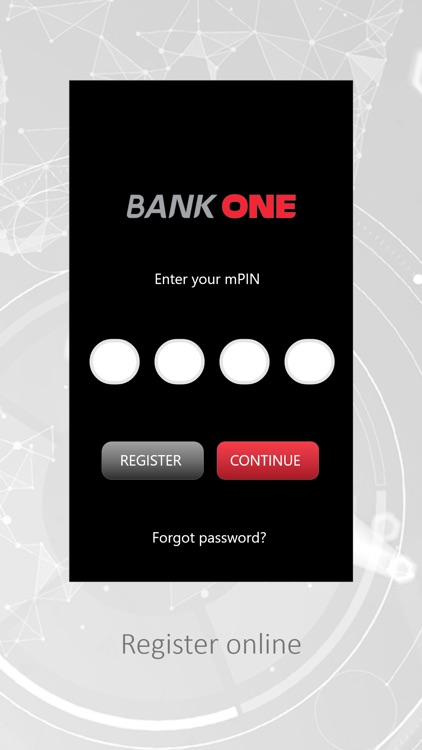 Bank One screenshot-1