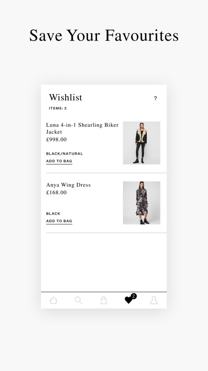 AllSaints screenshot-3