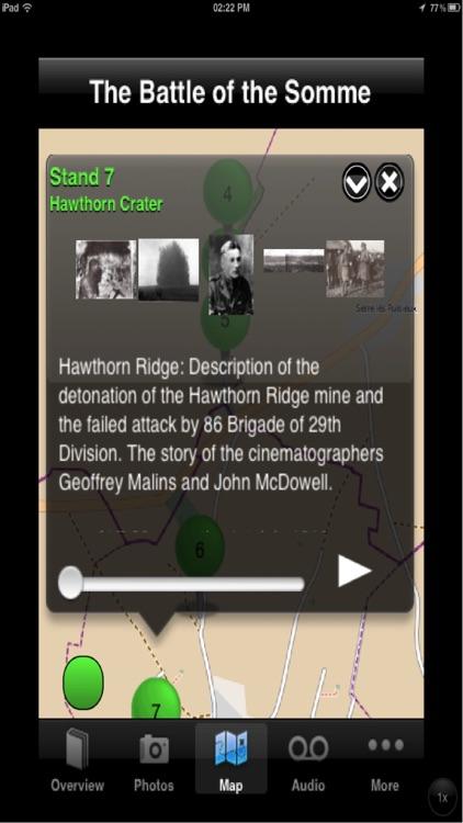 Pocket Tours Somme screenshot-3