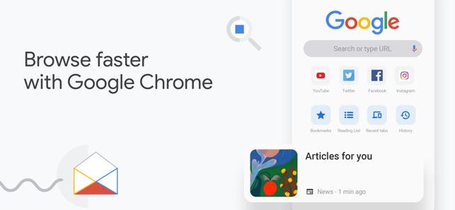 descargar google chrome apk 2018