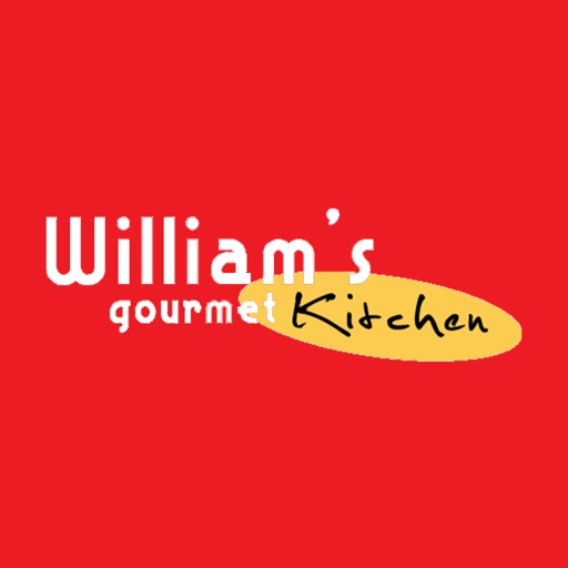William's Gourmet Kitchen icon