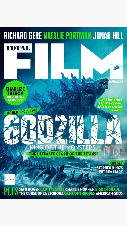 Total Film Magazine screenshot-0