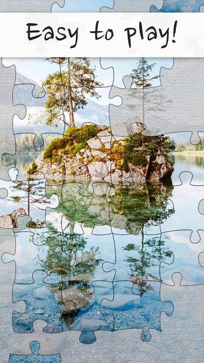 Jigsaw Puzzle App screenshot-4