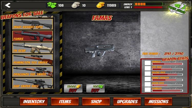Dead Zombie Fighter Survival screenshot-8