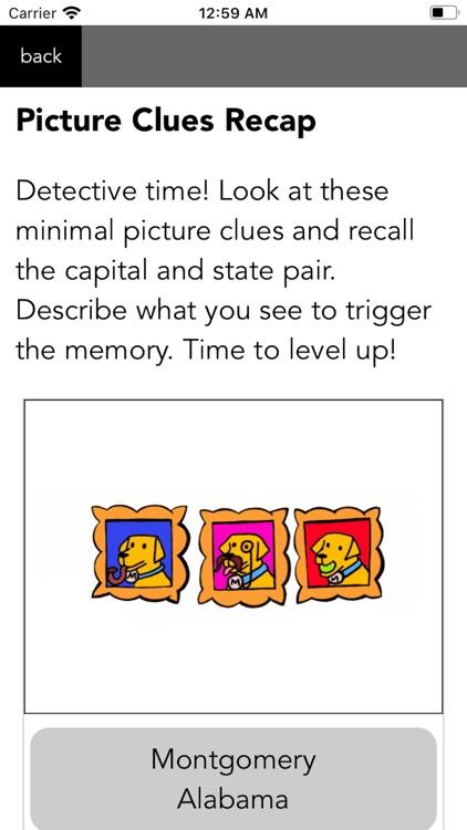 Learn US Capitals screenshot-4