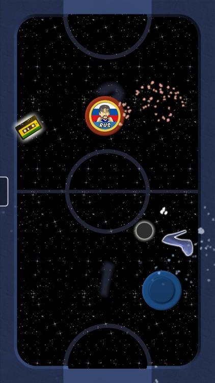 Dumb Air Hockey Championship screenshot-4
