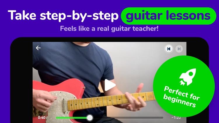 MelodiQ: Real Guitar Teacher