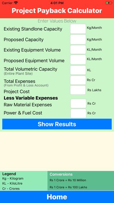 Engineering Tools -ChemBlaster screenshot 6