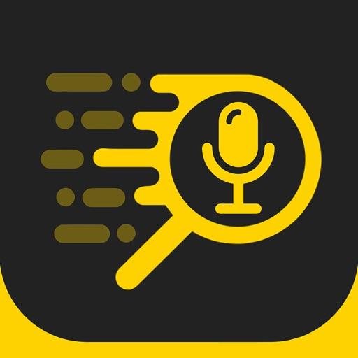 Fast Finder - голосовой поиск