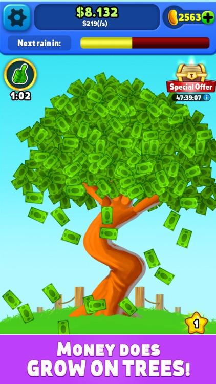 Money Tree: Tap Dollar Games