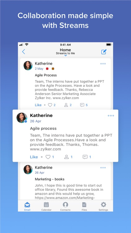 Zoho Mail - Email and Calendar screenshot-7