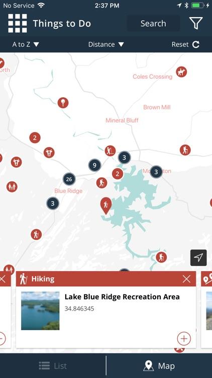 Visit Blue Ridge GA! screenshot-4