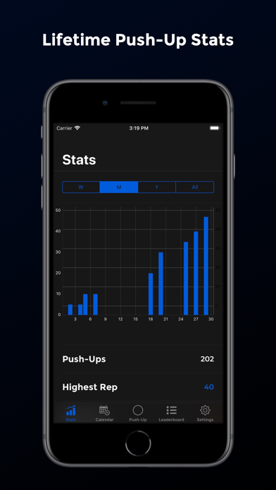 iPush-Up Pro: Pushup Counter Screenshot 4