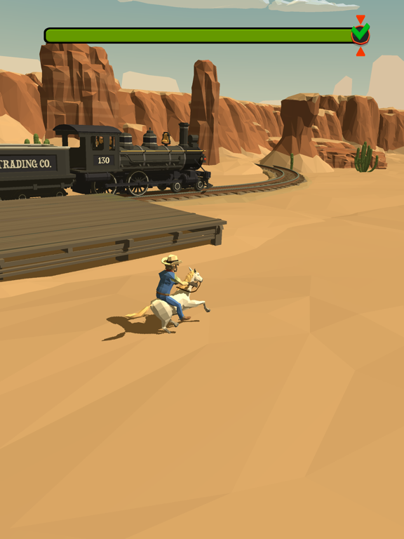Cowboy Flip 3D screenshot 16