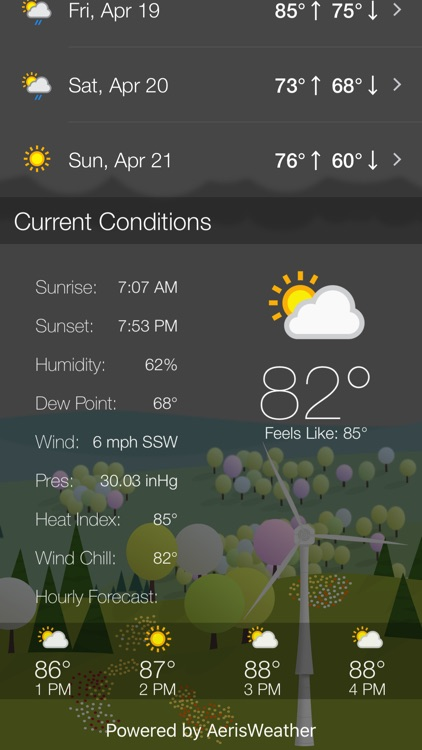 What The Forecast?!! screenshot-4