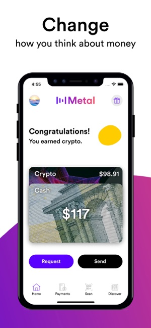 Metal Pay: Make money better on the App Store
