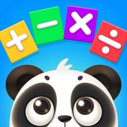幼儿数学启蒙 : 趣味数学思维游戏