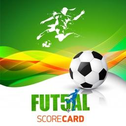 Futsal Score Card