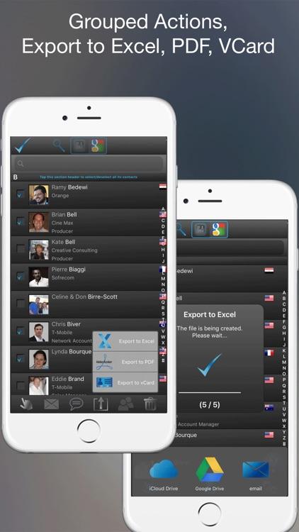 Contact Snapper screenshot-4