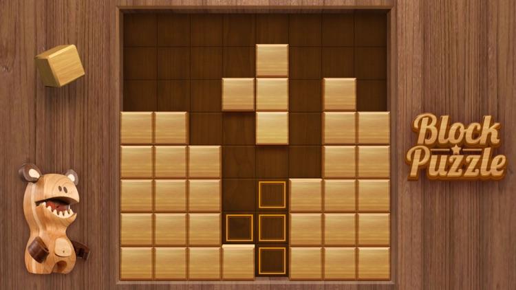 Wood Cube Puzzle screenshot-5