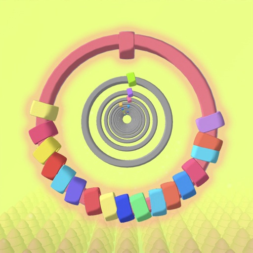 Collect Rings 3D