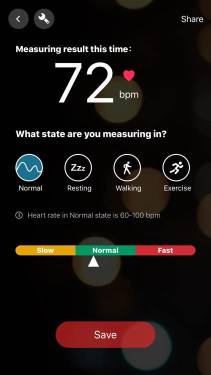 Heart Rate Monitor - Pulse BPM