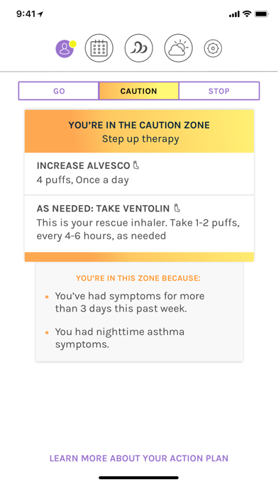 点击获取Breathe for Asthma and COPD