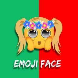 Insta Emoji Face Editor