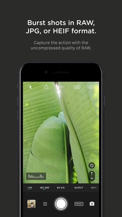 Pro Camera by Moment screenshot-5