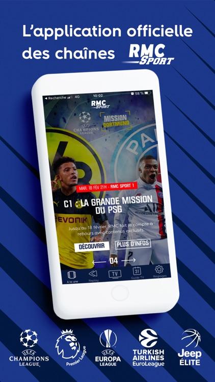 RMC Sport – Live TV, Replay