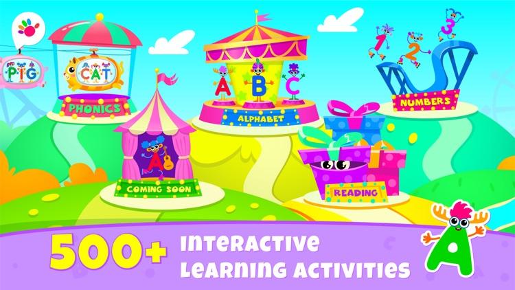 ABC Alphabet Games for Kids to screenshot-0