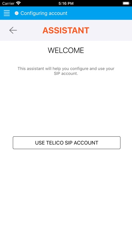 Telico Mobile Client screenshot-1