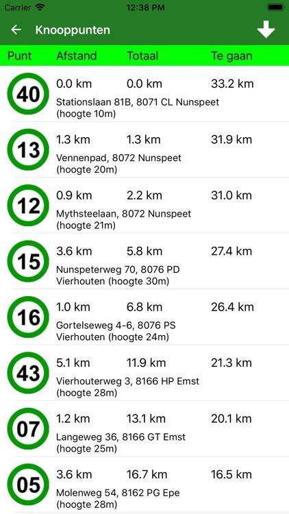 Fietsknoop dé handige fietsapp screenshot-3