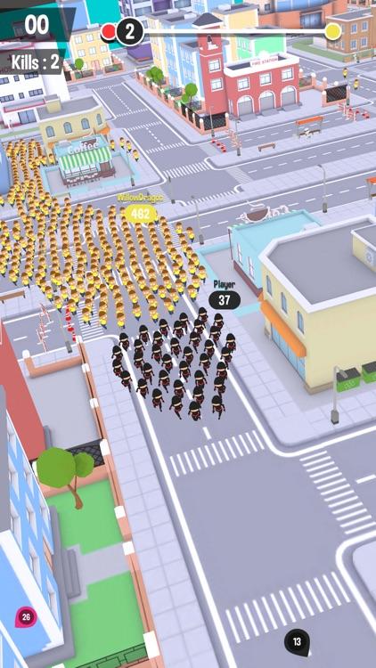 Run Race 3D: Multiplayer screenshot-3