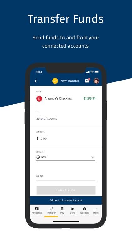 ACU of Texas Mobile Banking screenshot-3