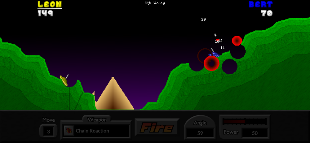 Pocket Tanks Deluxe Free Download For Os X Mac 1.6