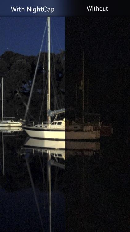 NightCap Camera screenshot-4