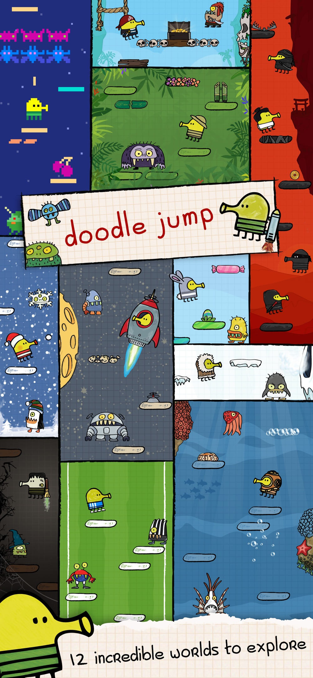 Doodle Jump - Insanely Good! hack tool