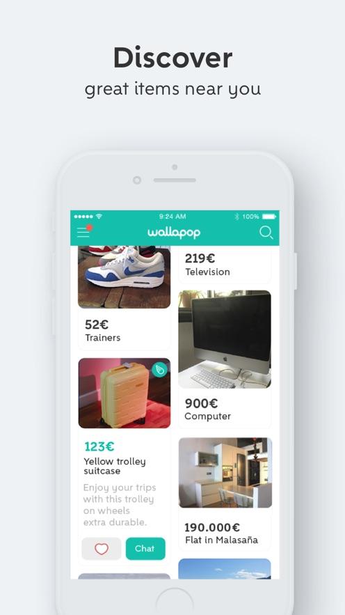 Wallapop】版本记录- iOS App版本更新记录 版本号 更新时间 最新版本