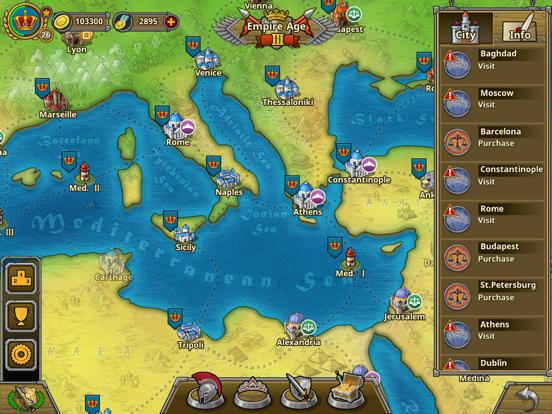 European War 5: Empire для iPad