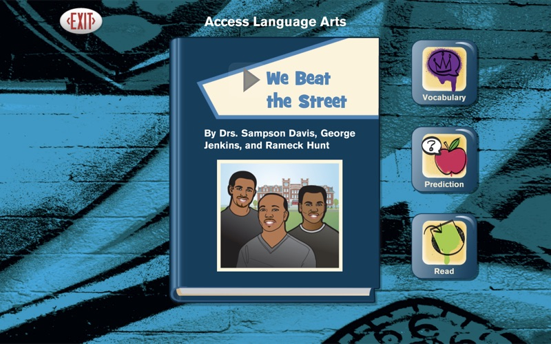 Access Language Arts for Mac