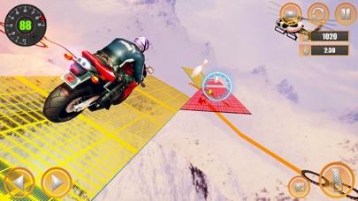 極端 自転車 スタント シミュレータ - オートバイ ゲームのおすすめ画像2