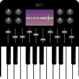BB17 Binaural Auv3 Synth