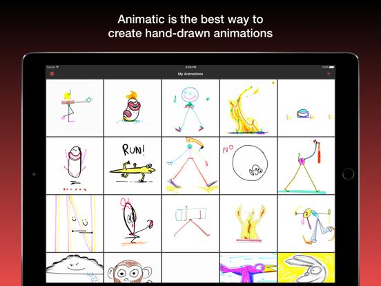 Animatic by Inkboard-ipad-0